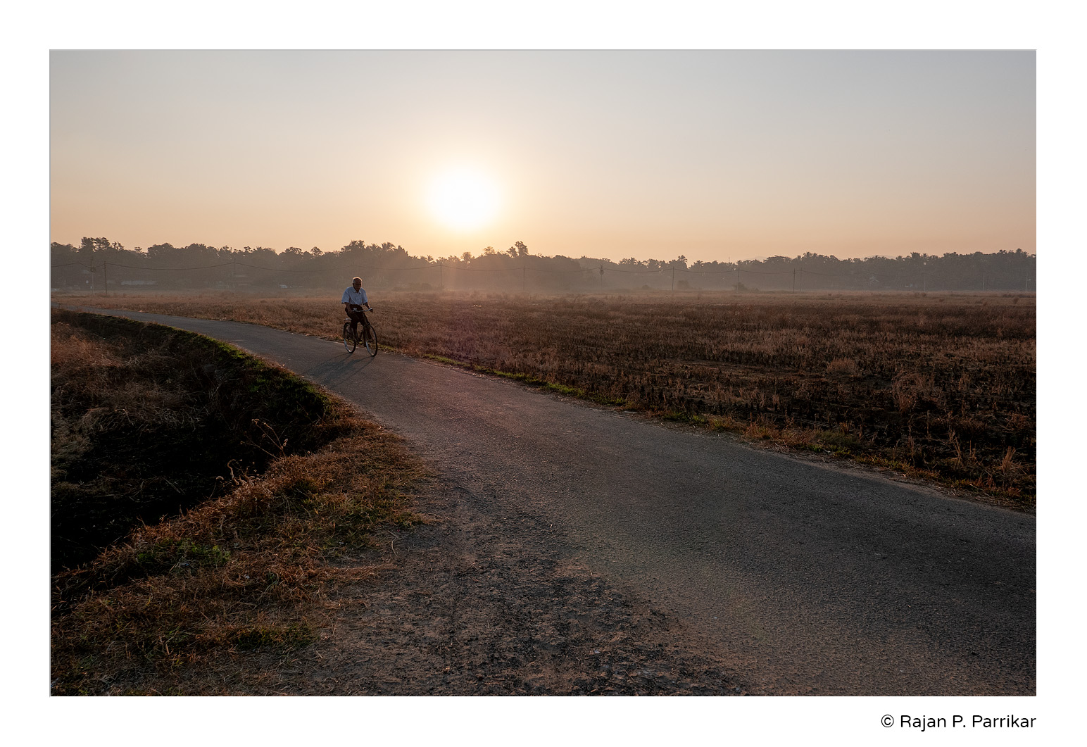 Cyclist-St-Estevem-Goa